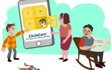 Family Support With CircleCare® – Family Social Networking App