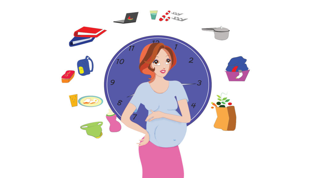 Motherhood - Managing the most challenging profession in the world with CircleCare App