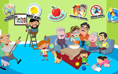 How to motivate your kid : there is an app for that