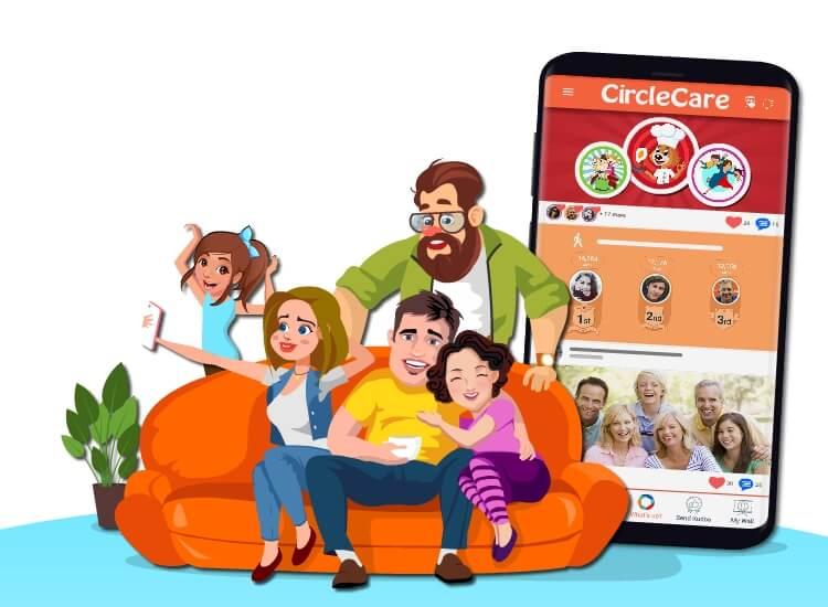 CircleCare-the-family-mobile-app