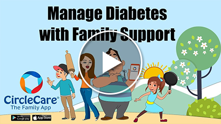 CircleCare-manage-diabetes-with-family-support-care-app-world-diabetes-day