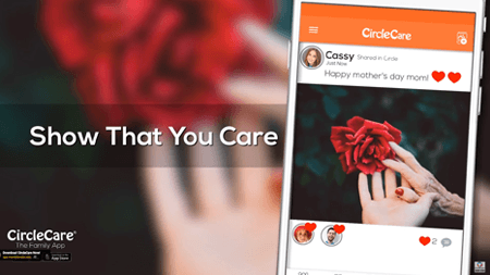CircleCare Family App for Private & Secure Social Networking
