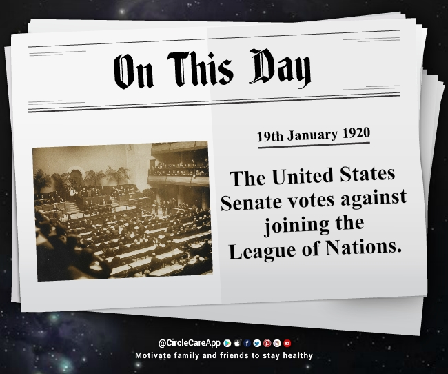 19-january-The-United-States-Senate-votes-against-joining-the-league-of-nations