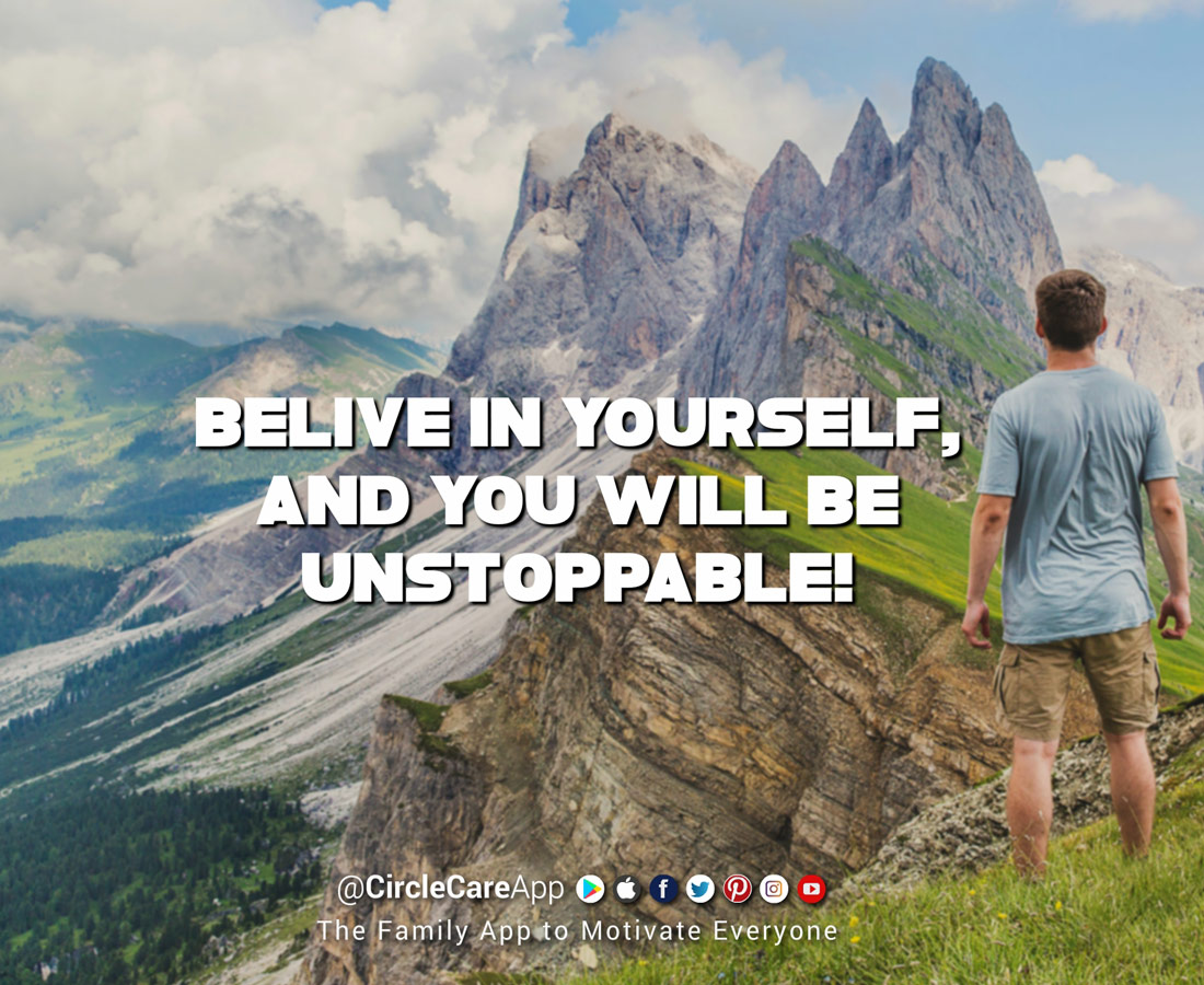 Belive-in-yourself,-and-you-will-be-unstoppable