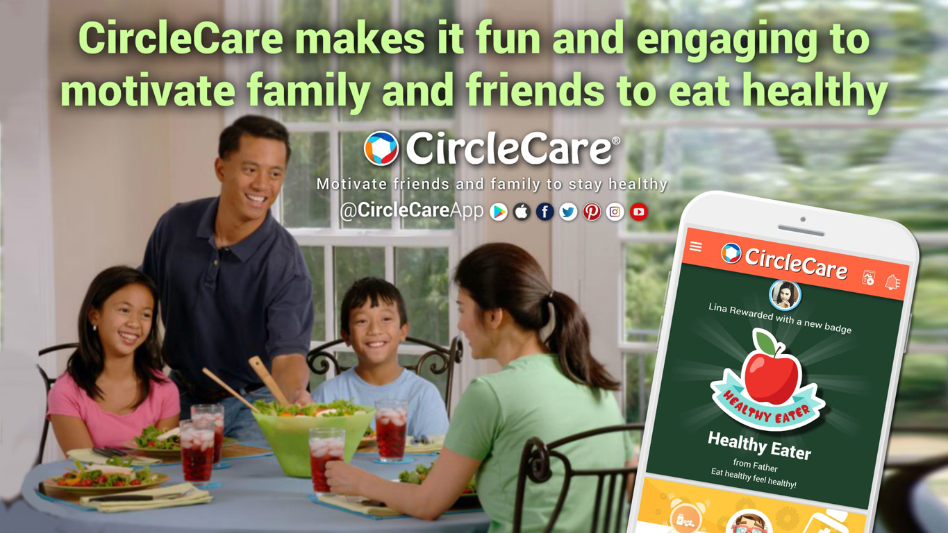 CircleCare-motivate-to-eat-healty