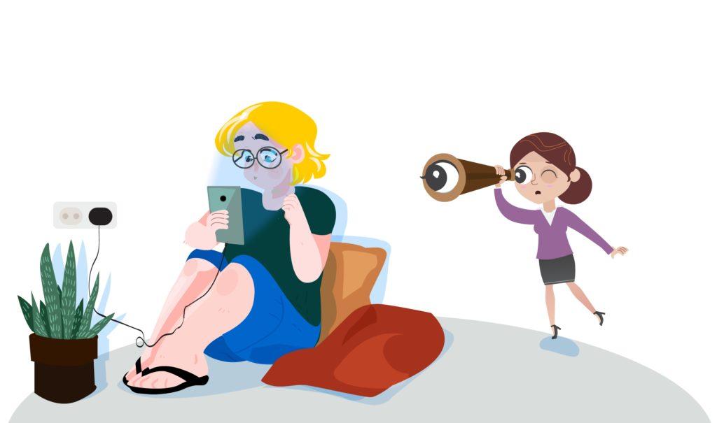 Monitor-your-teens-social-media-activity-circlecare-app