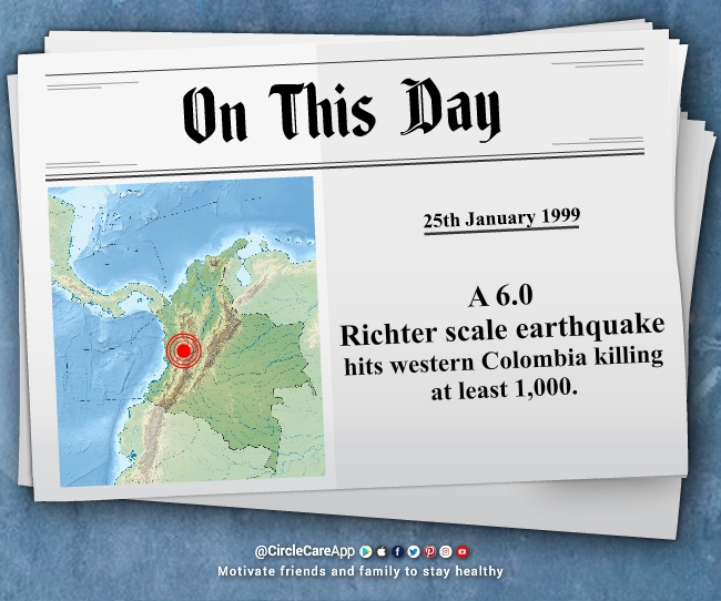 On-This-Day-26th-January-1999-earthquake-Colobia