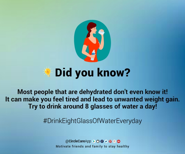 Health-tips-dehydration-circlecare-app