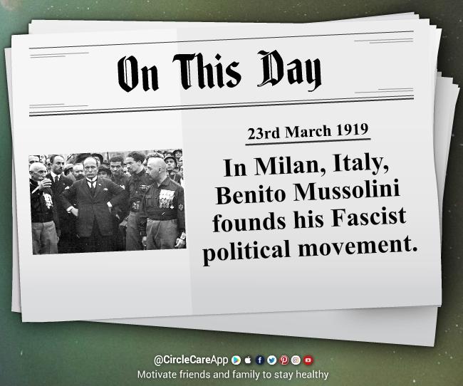 23 mar In Milan, Italy, Benito-CircleCare