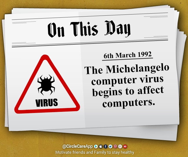 6-march-1992-The-Michelangelo-computer-virus-on-this-day