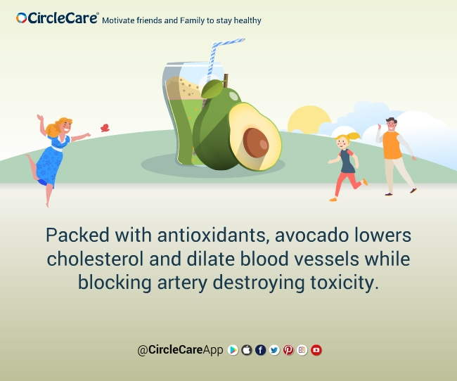 Avocados-Packed-with-antioxidants-lowers-cholesterol-health-tip-circlecare