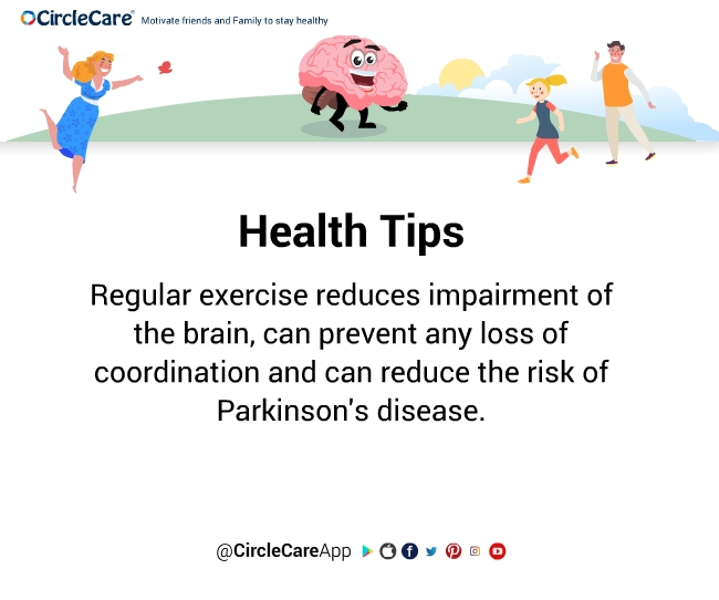 Health-Tip-Regular-exercise-reduces-risk-of-parkinsons-circlecare