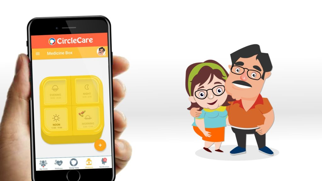Remember-to-take-medicine-with-circlecare-app