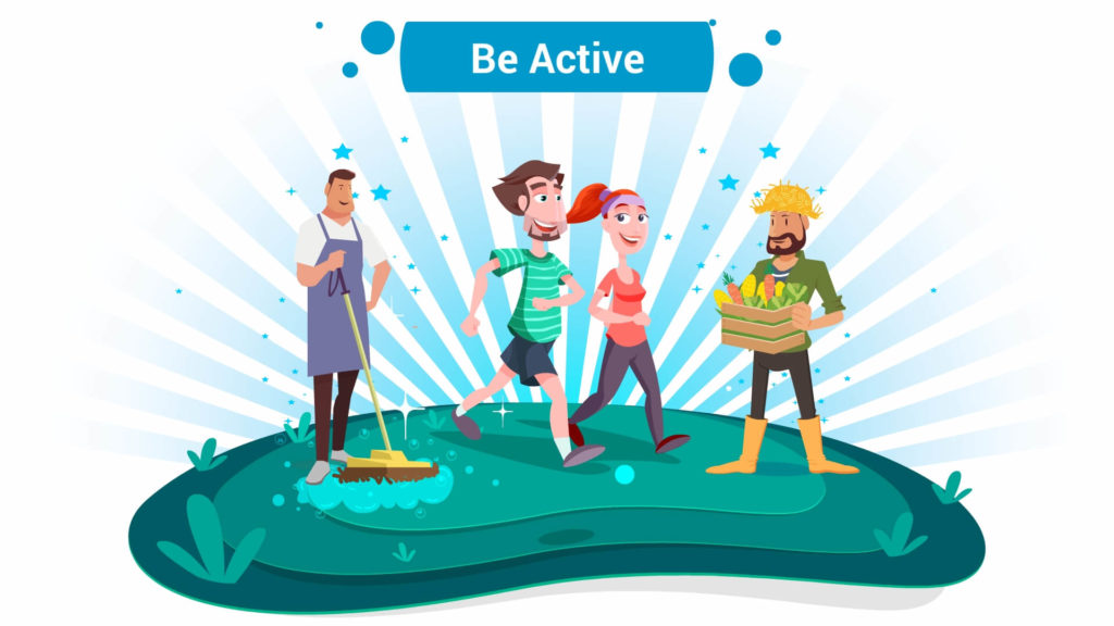 Be-Active-to-relieve-arthritis-pain-circlecare