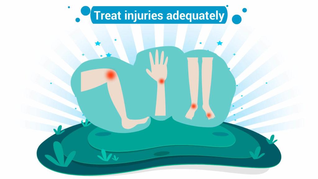 Treat-injuries-adequately-to-relieve-arthritis-pain-circlecare