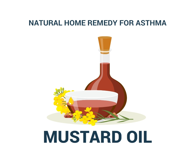 Natural-Home Remedy-For-Asthma-MUSTARD-OIL