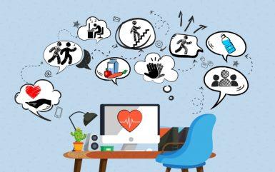 Stay Healthy at Work – 11 Simple Hacks