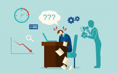 How does stress affect your business?