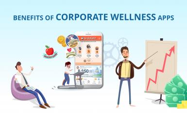 Benefits of Corporate Wellness Apps