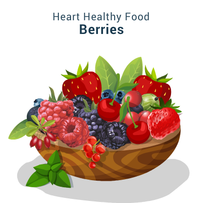 Berries-best-food-for-your-heart-circlecare
