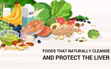Foods that naturally cleanse and protect the liver
