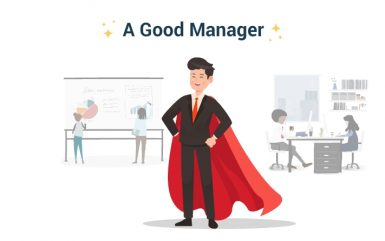 What should a good manager do?