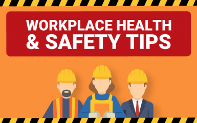 11 Workplace health and safety tips