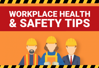 Workplace Health & Safety Tips B