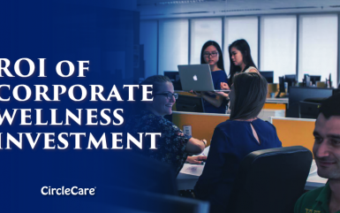 How To Improve Employee Productivity: ROI of Corporate Wellness Investment