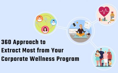 360 Degree Approach to Extract Most from Your Corporate Wellness Program