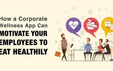 How a Corporate Wellness App Can Motivate Your Employees to Eat Healthily