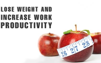 Lose Weight and Increase Work Productivity with An Effective Corporate Wellness Program