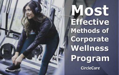 Most Effective Methods of Corporate Wellness Program Implementation