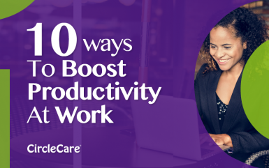 How To Increase Productivity At Work?