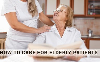 How to Care for Elderly Patients?