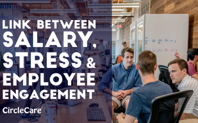 Is There A Link Between Salary, Stress And Employee Engagement?