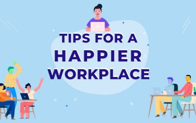 Tips for a happier workplace