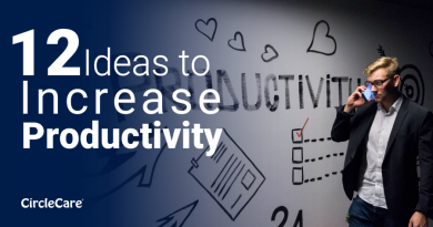 12 Ideas to Increase Productivity b
