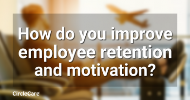 How do you improve employee retention and motivation_