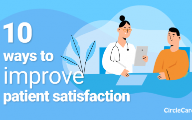 10 ways to improve patient satisfaction