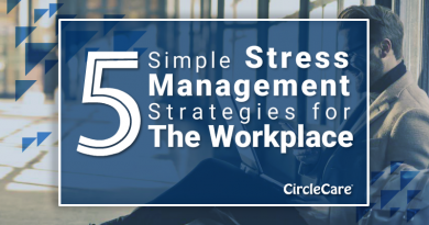 Simple Stress Management Strategies for The Workplace