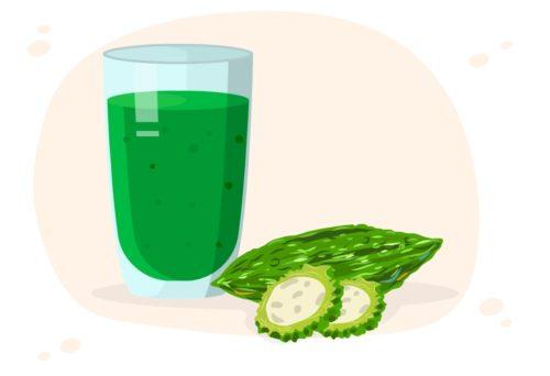 bitter gourd juice to control diabetes-CircleCare