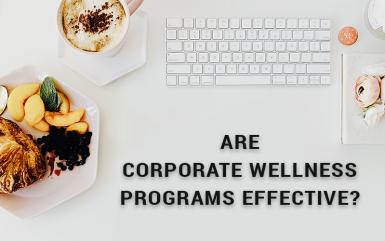 Are corporate wellness programs effective?